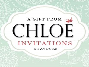 A GIFT FROM CHLOE Invitations & Favours