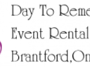 Day To Remember Event Rental and Decor