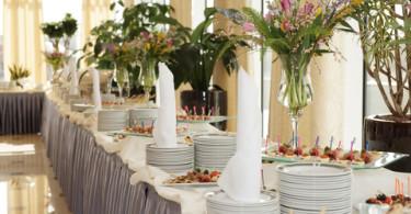 Wedding Menu and Food Planning